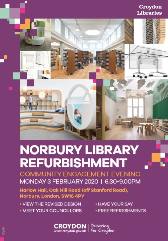 library refurb engage